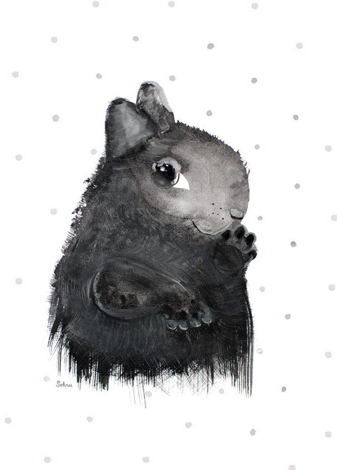 Sokru • Bunny