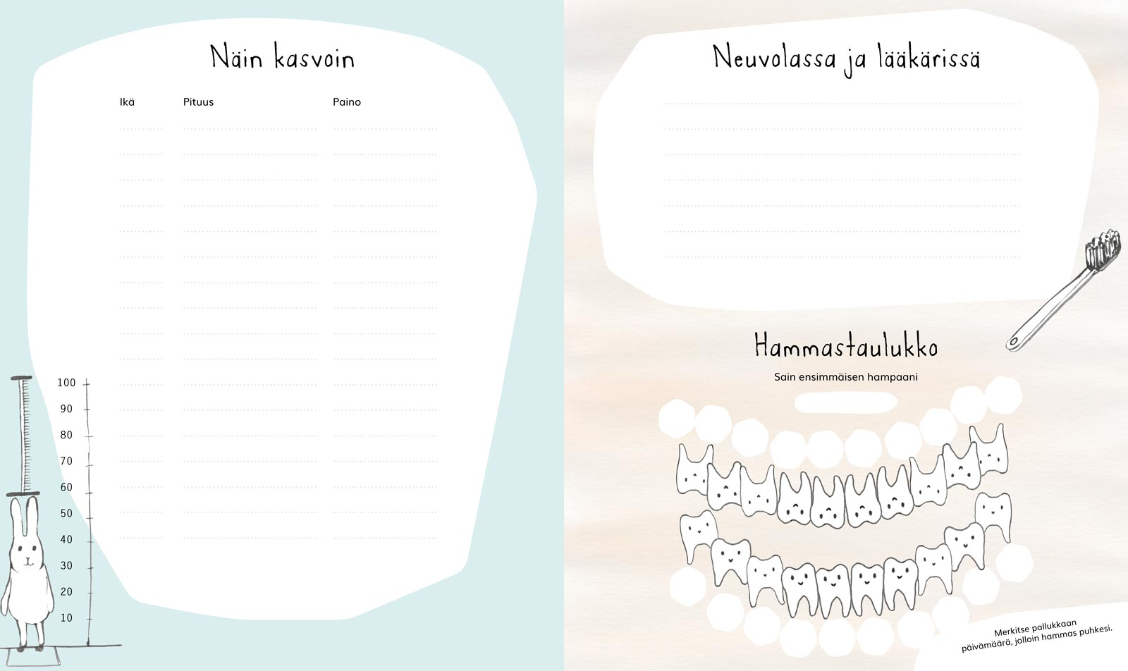 Pienen Oma Kirja