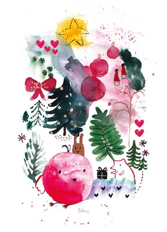 Sokru • Pompom Jouluna