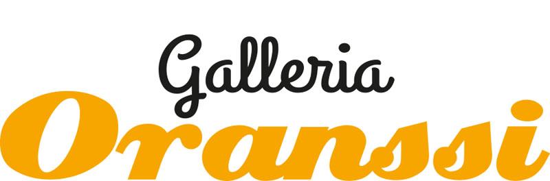 Sokru • Galleria Oranssi Logo Musta