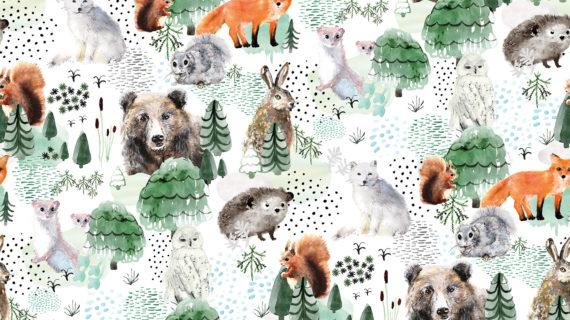 Ainola – Metsän eläimet