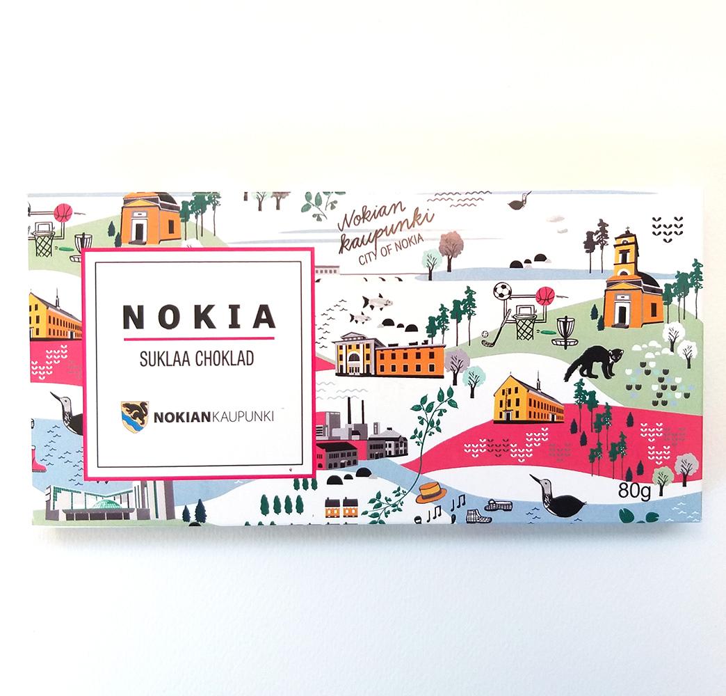 Sokru • Nokia Suklaa1
