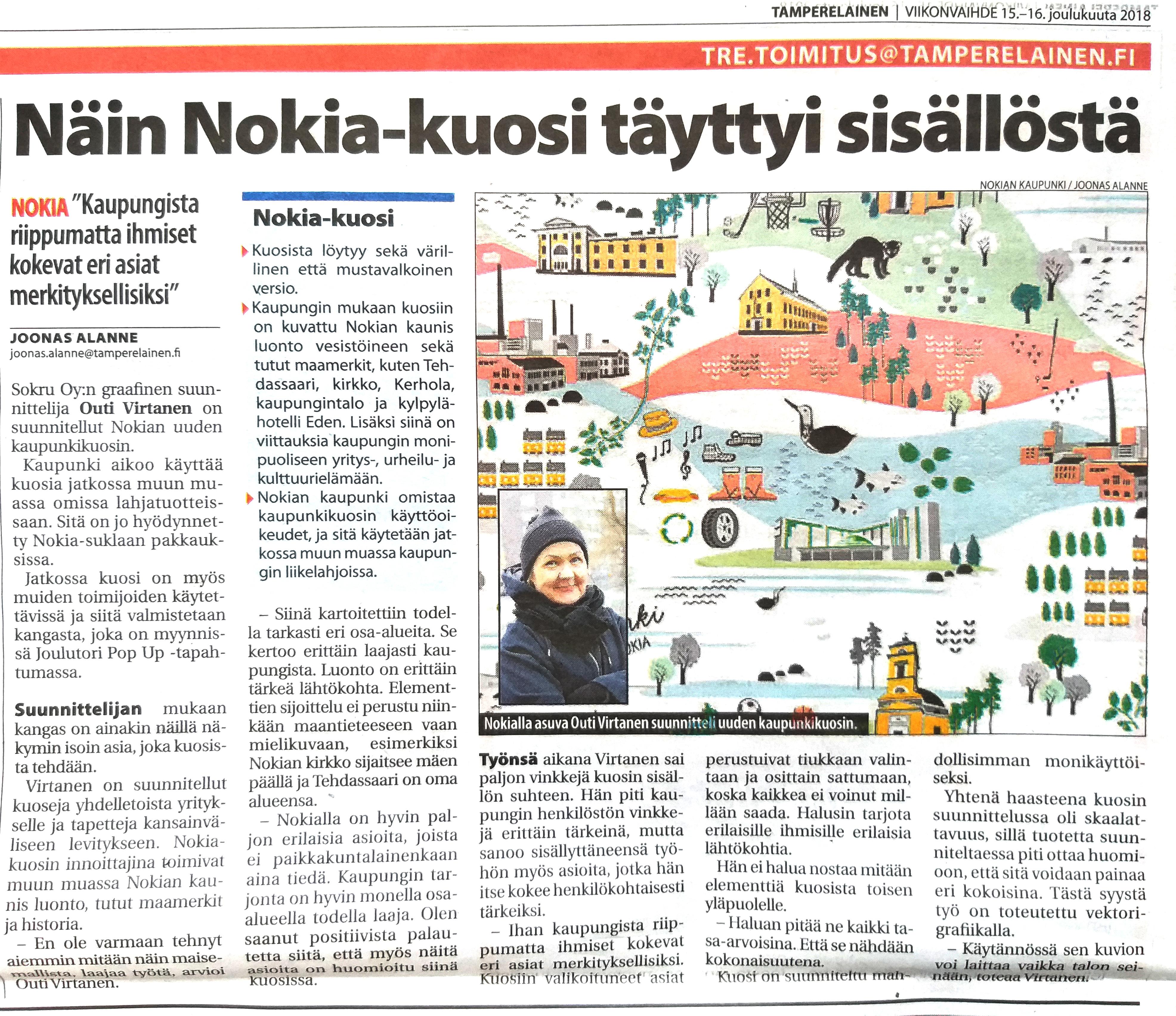 Sokru • Nokiakuosi Juttu 1