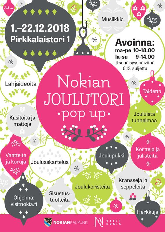 Sokru • Joulu Pop Up A4