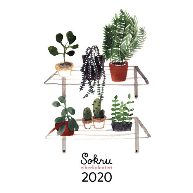 Sokru • Kalenteri 2020 Sokru 1
