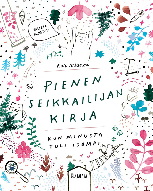Sokru • Pienen Seikkailijan Kirja Outi Virtanen